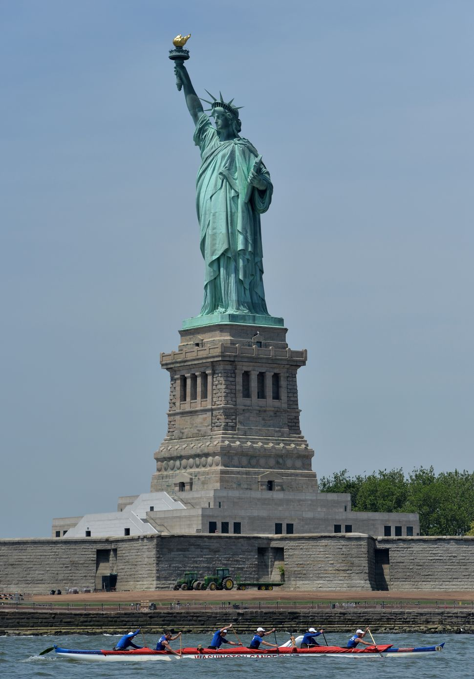 130 Years Ago, France Gave Us The Statue of Liberty