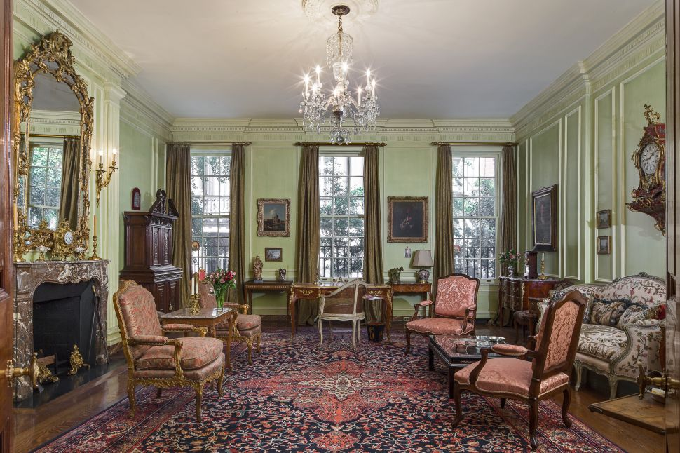 What Makes A Townhouse Worth $19.5 Million?