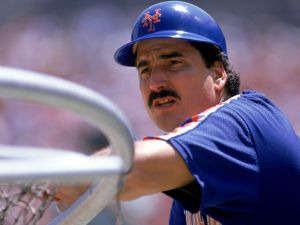 Keith Hernandez in 1989.