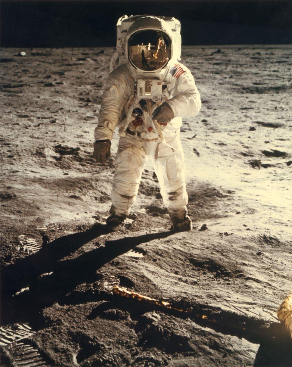 Buzz Aldrin Talks Space Tourism