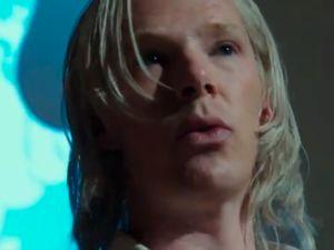 Benedict Cumberbatch/Julian Assange (YouTube)