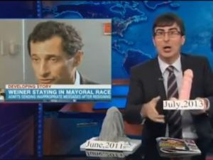 Tonight's Daily Show.