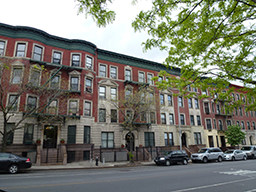 A rezoning would concentrate future developments along Franklin and Bedford.