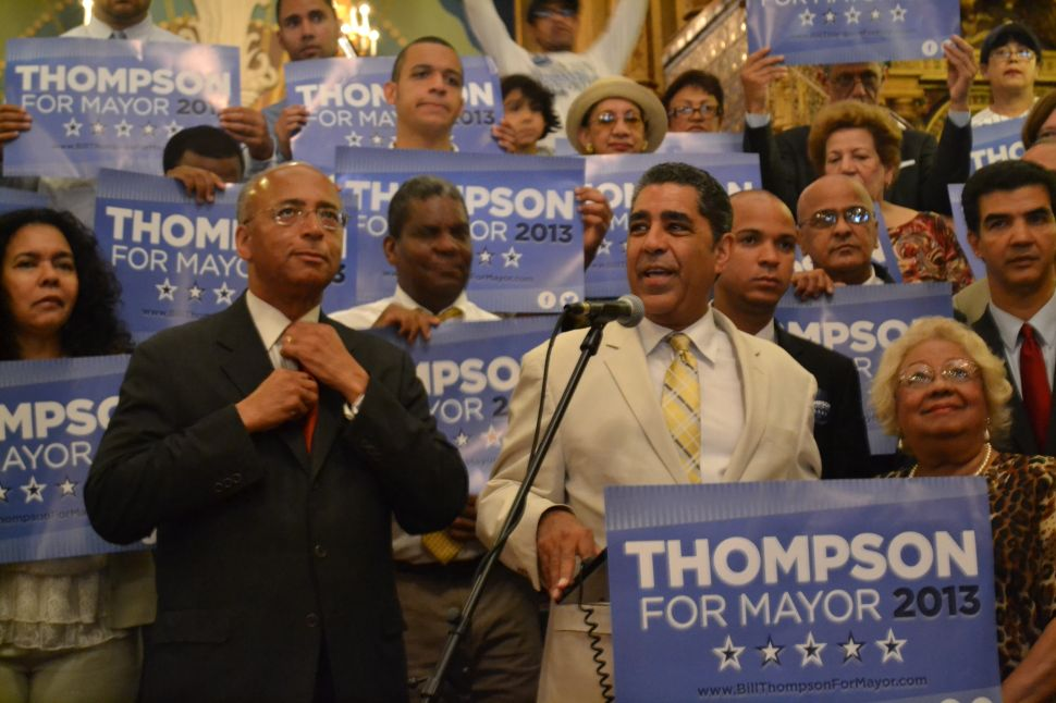 King Me: The New Power Brokers of New York Try to Tilt Mayoral Race