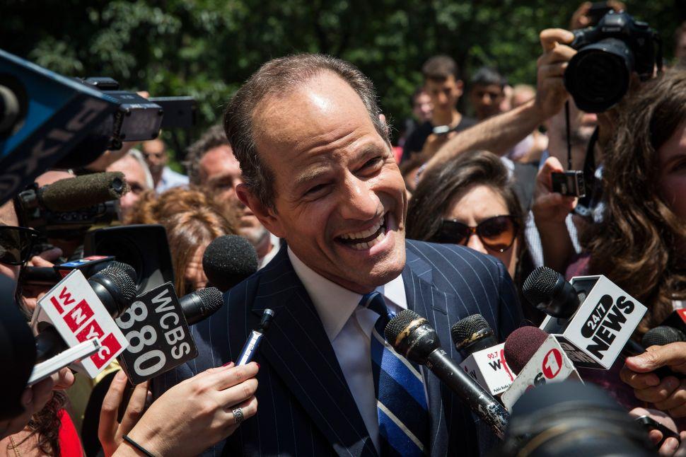 Bill de Blasio Official Calls Eliot Spitzer Housing Development 'Offensive'