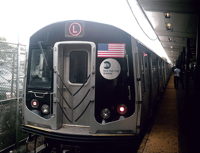Blame It on the Train: The L Is a Total Flake