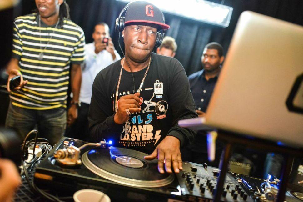 Flash Forward: DJ Legend Grandmaster Flash Makes W Hotel Hipsters Go Wild