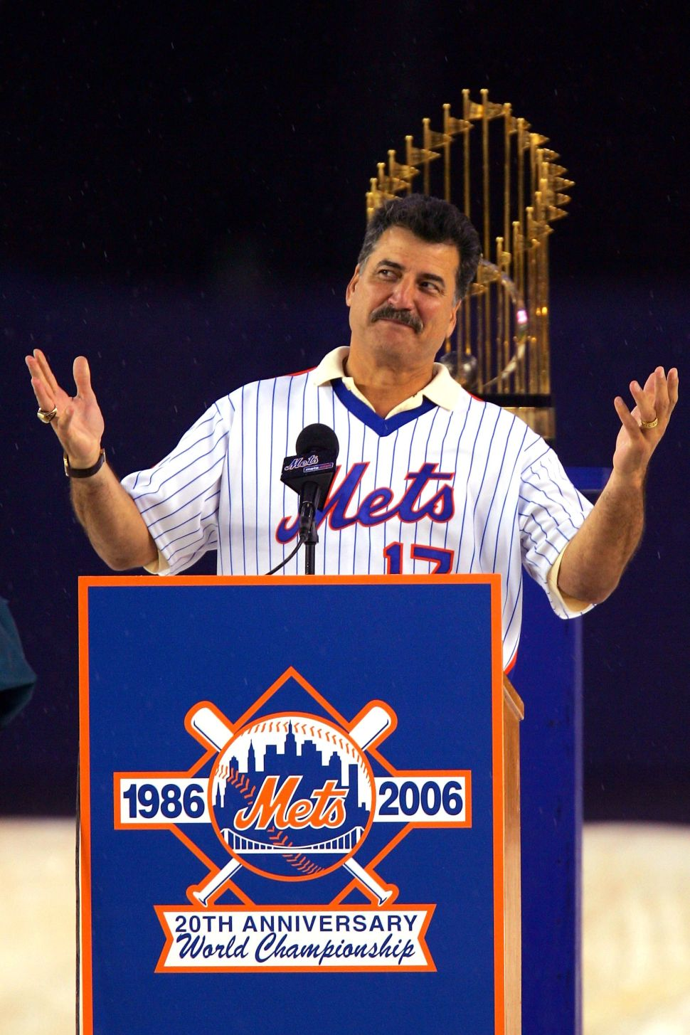 Keith Hernandez's To Do Tuesday: Take Me Out