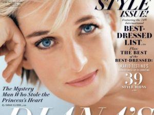 Vanity Fair's September cover.