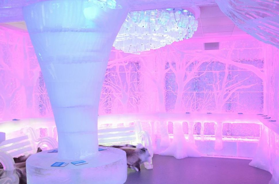 Ice Ice Maybe: Losing Our Cool at New York's Minus 5 Ice Bar