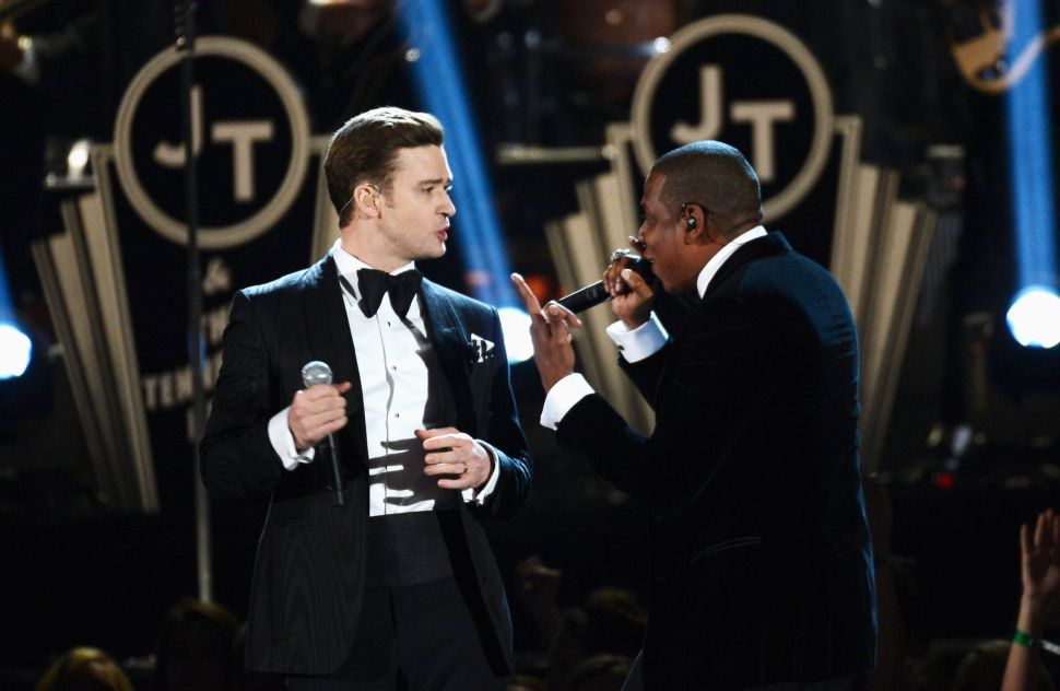 To Do Saturday: JT and Jay-Z