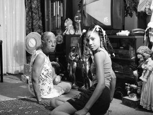 'Grandma Ruby and Me,' 2005. (© LaToya Ruby Frazier/Brooklyn Museum)