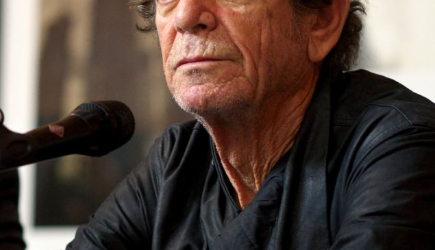 Lou Reed. (Getty Images)