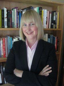 The author, Kat Macfarlane.