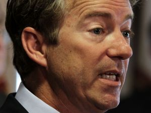Rand Paul. (Photo: Getty)
