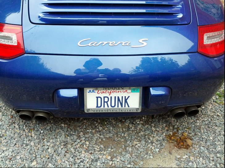 Looking to P1MP Out Your License Plate? The DMV Is on to You