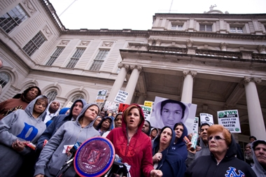 New York Lawmakers Outraged at Trayvon Martin Verdict