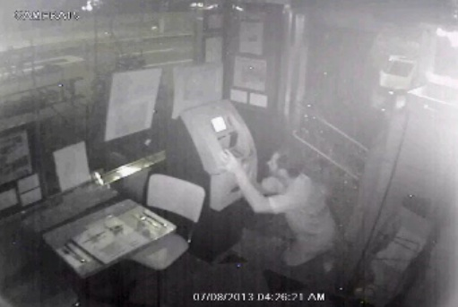 Cents Less: Men Steal Entire ATM From Queens Diner