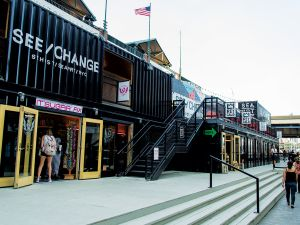 Ch-Ch-Ch-Ch-Changes at the Seaport.
