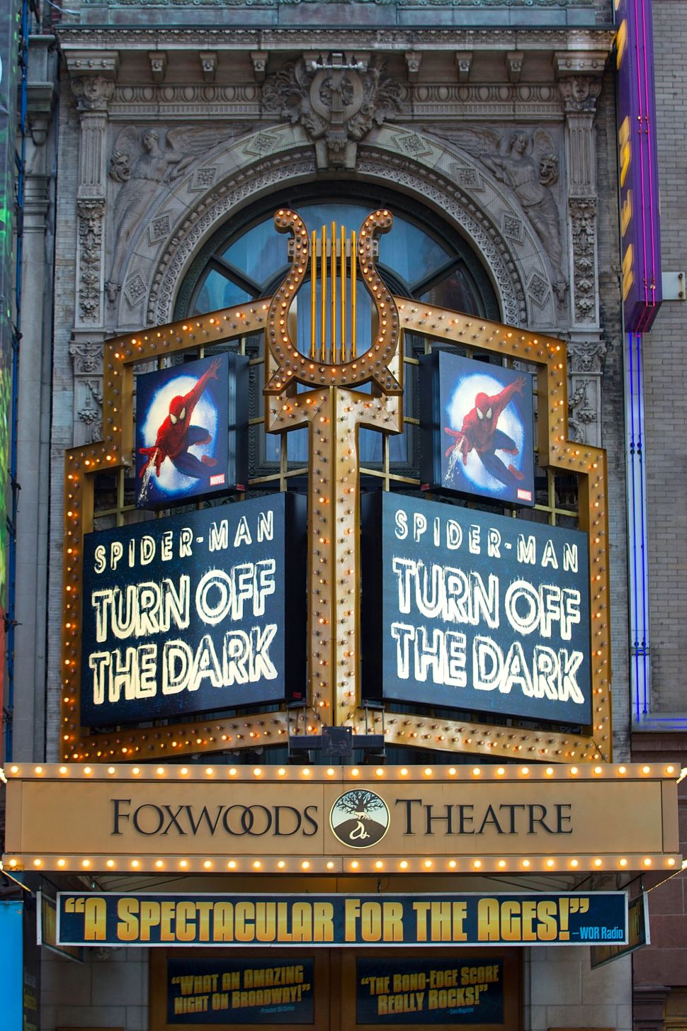 Can Somebody Please Stop <em>Spider-Man: Turn Off the Dark</em> Before Anyone Else Gets Hurt?