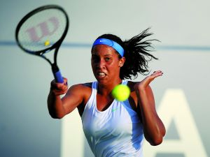 "Madison Keys has ""serious"" potential, according to Brad Gilbert."