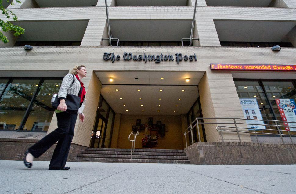 How <em>The Washington Post</em> Kept Its Sale Under Wraps