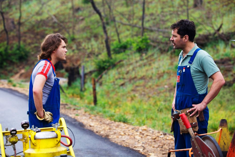 Road Work Is High Drama in <em>Prince Avalanche</em>