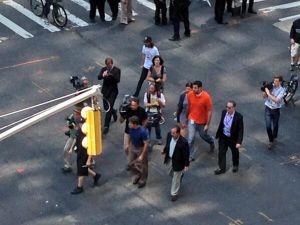 Dr. Oz near the scene. Twitter (Newsbreaker)