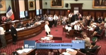 City Council Overrides Mayor's Veto of NYPD Reform Bills