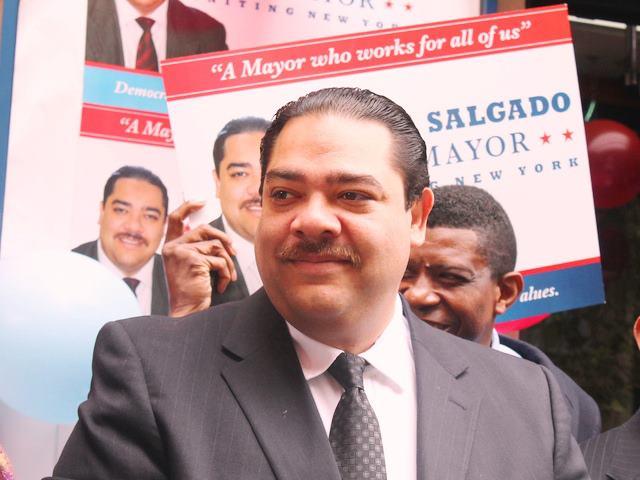 Erick Salgado Sues Pollster for $1.5 Million for Excluding His Name