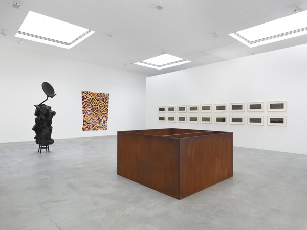 'Roving Signs' at Matthew Marks Gallery