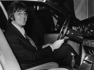 John Lennon lived in the Big Apple for nine years, and now the New York Public Library has mapped his impact on the city. (Getty)