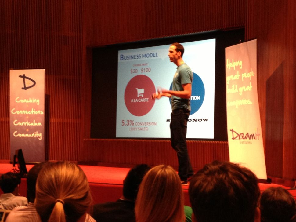 Here's a Rundown of the Dreamit New York 2013 Demo Day
