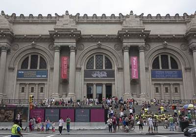 A Modest Proposal for the Met: Public Art