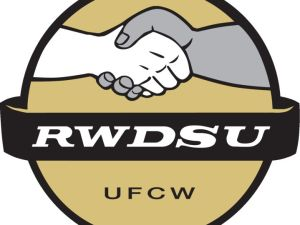 RWDSU's logo. (Photo: Facebook)