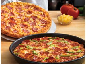 Mmm, pizza. (Photo: Domino's Pizza)