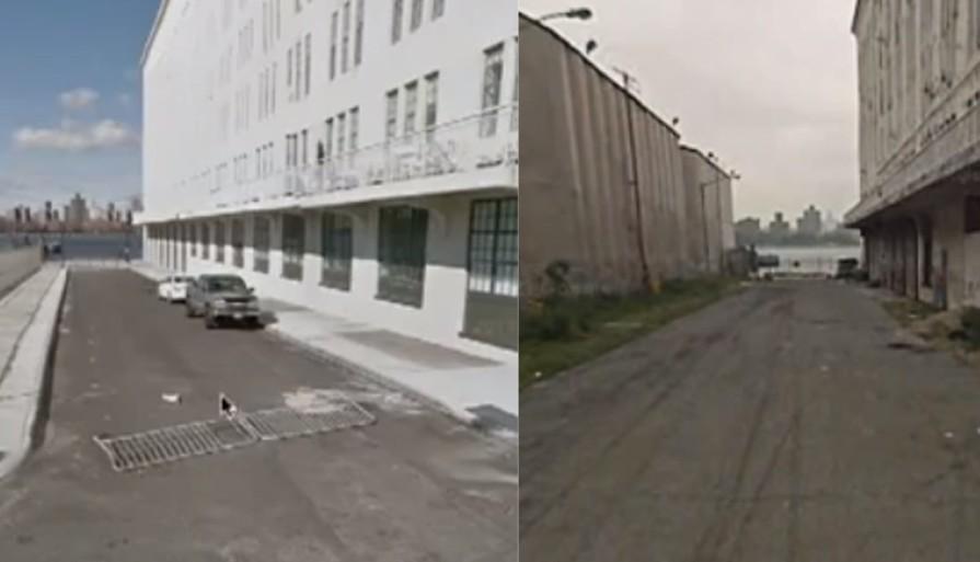 Google Maps Glitch Lets You Time Warp to Pre-Gentrified Williamsburg