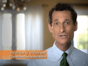 El Futuro as seen by Anthony Weiner.