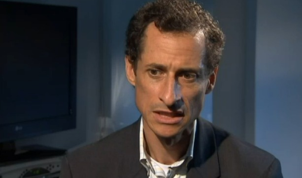 Anthony Weiner on NBC 4.