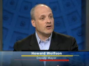 Howard Wolfson. (Screenshot: NY1)