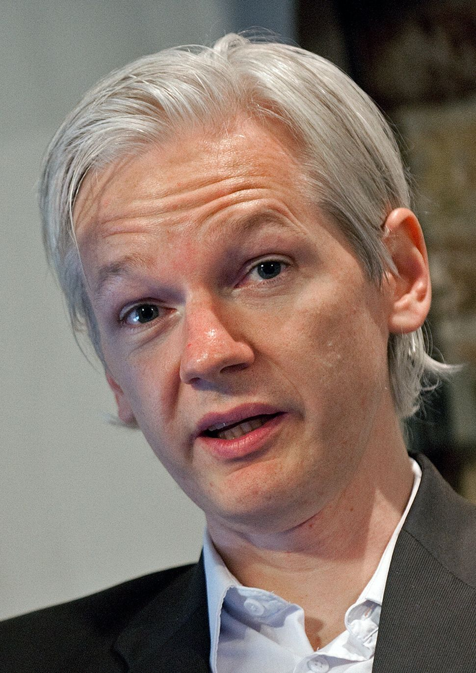 WikiLeaks' Julian Assange Will Leave The Ecuadorian Embassy When He Feels Like It