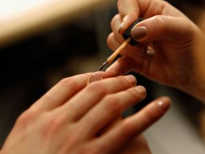 """Indulge in the """"milk and honey"""" manicure"""