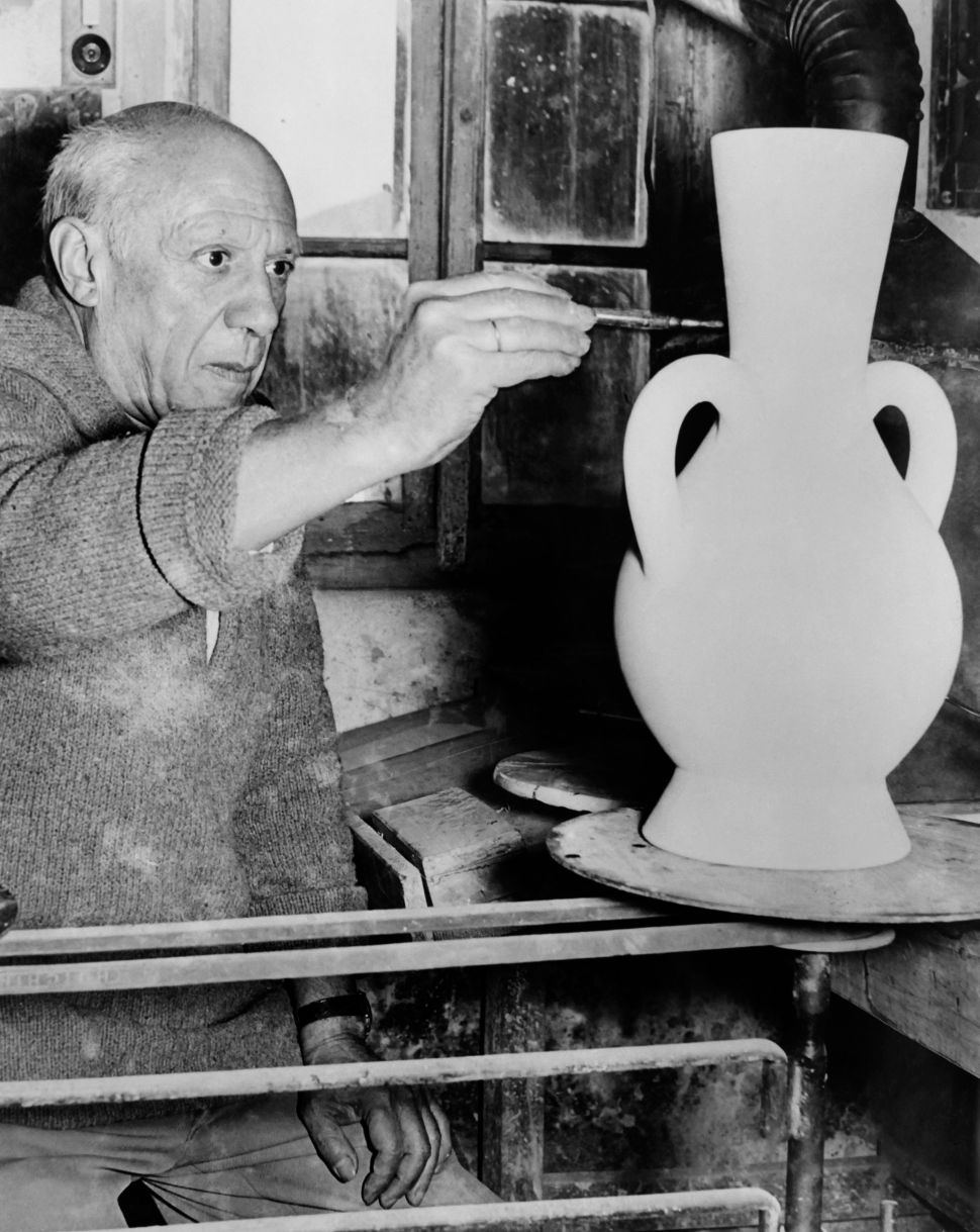 New Research Might 'Kill the Political Myth of Picasso'