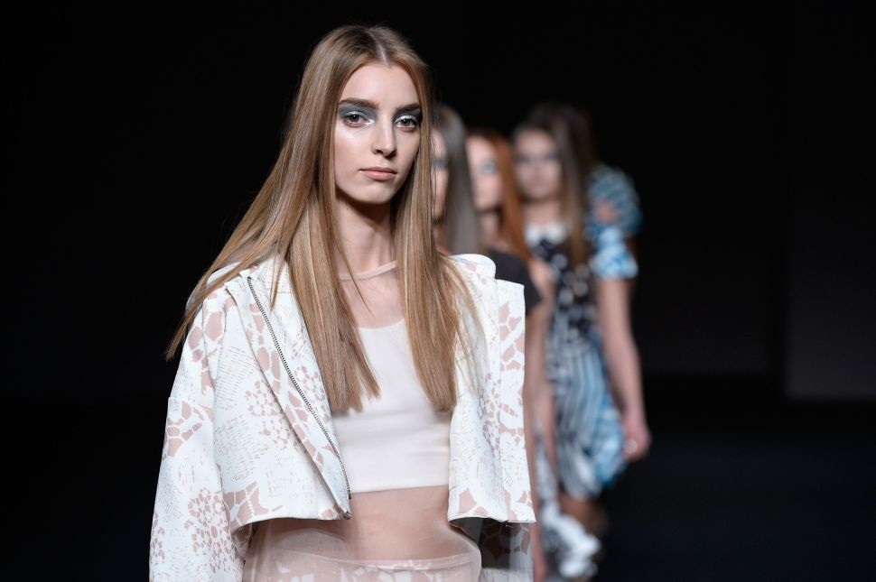 'The Result Is Racism': Former Supermodel Condemns New York Fashion Week's Lack of Diversity