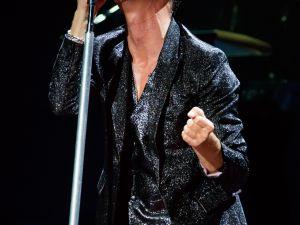 Dave Gahan of Depeche Mode.