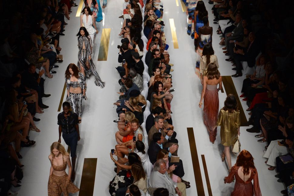 The View From the Back Row: Diane von Furstenberg By the Numbers