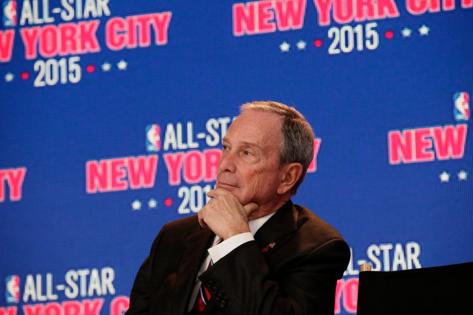 Mike Bloomberg's Outlandish Presidential Fantasy