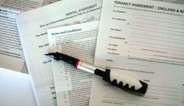 Imagine all the fun of these contracts on your phone! (Photo: flickr user NobMouse)