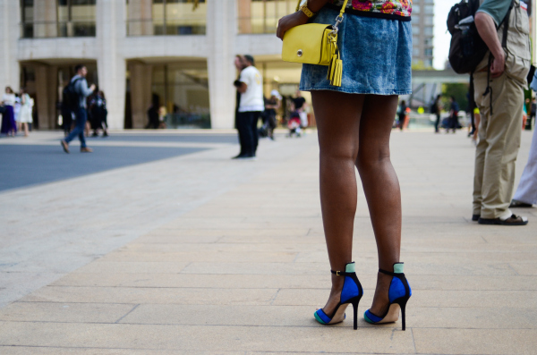 Hit the Road: Fashion Week Lovelies Strut Their Street Style