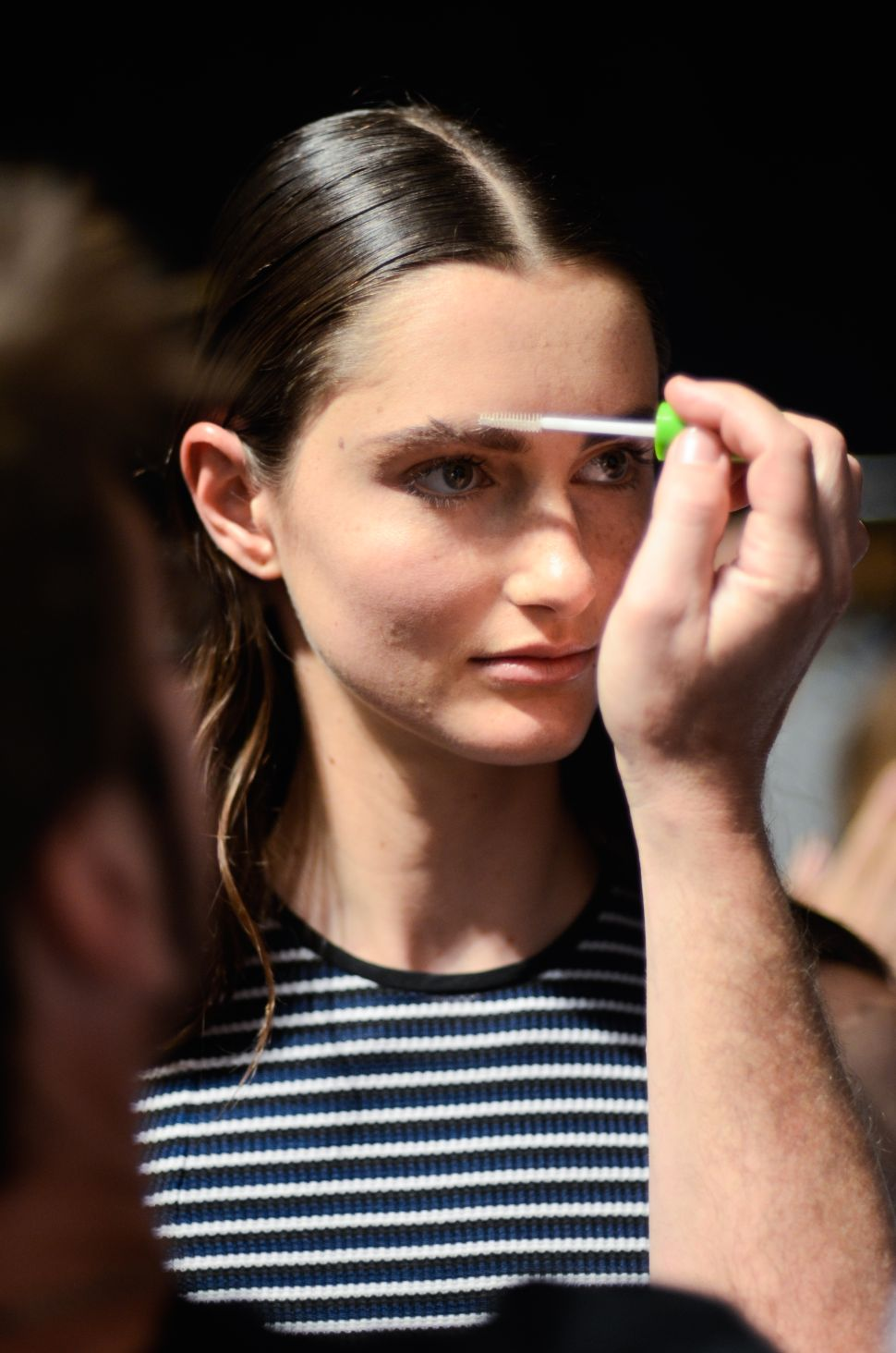 Face First: Backstage at Richard Chai